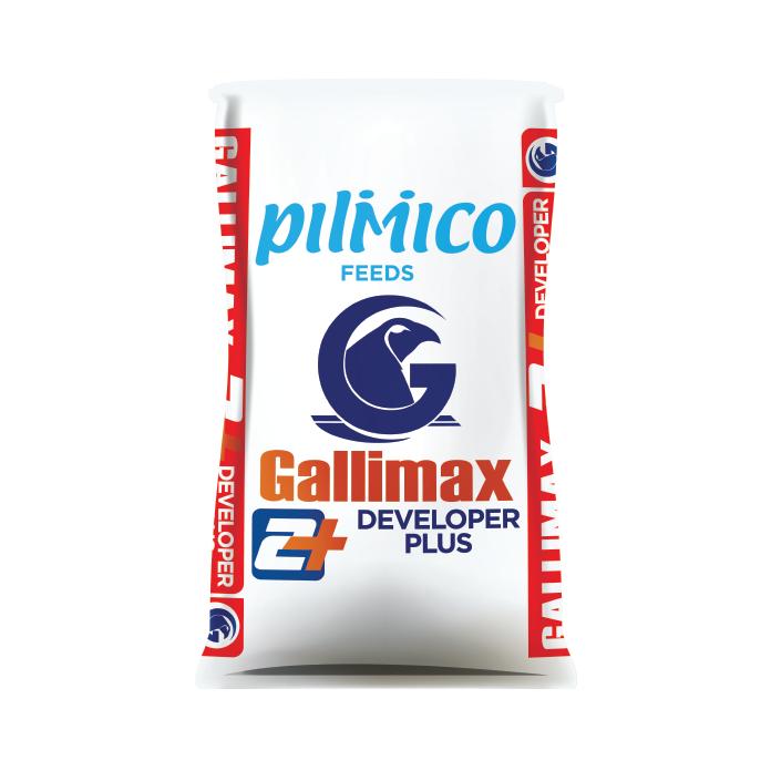 Gallimax 2+ Developer Plus Red