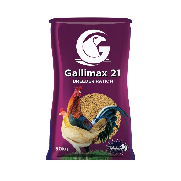 Gallimax 21 Breeder Ration