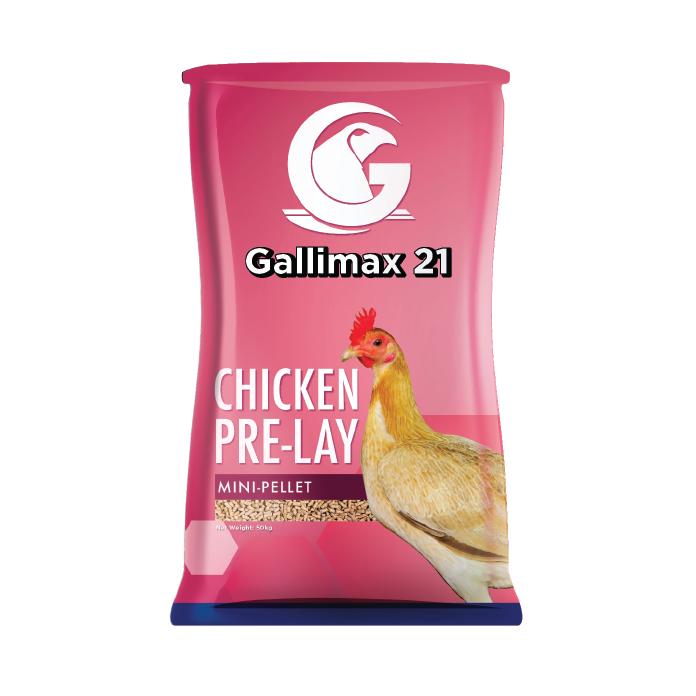Gallimax 21 Chicken Pre-lay
