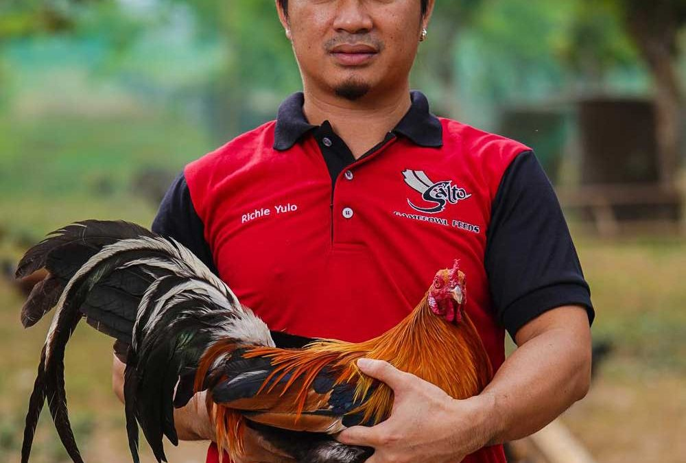 Richie Yulo