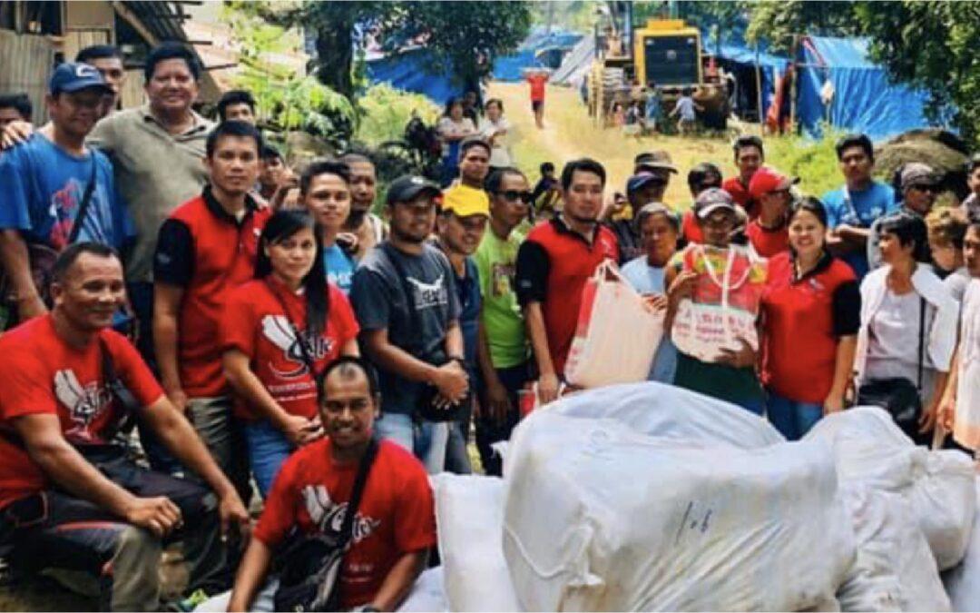 Salto Gives Back to Cotabato