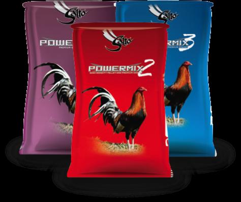 Salto Powermix Products