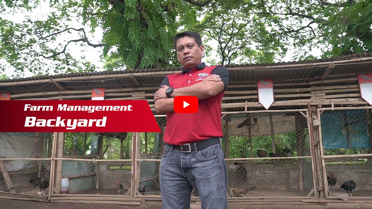 Farm Management Backyard