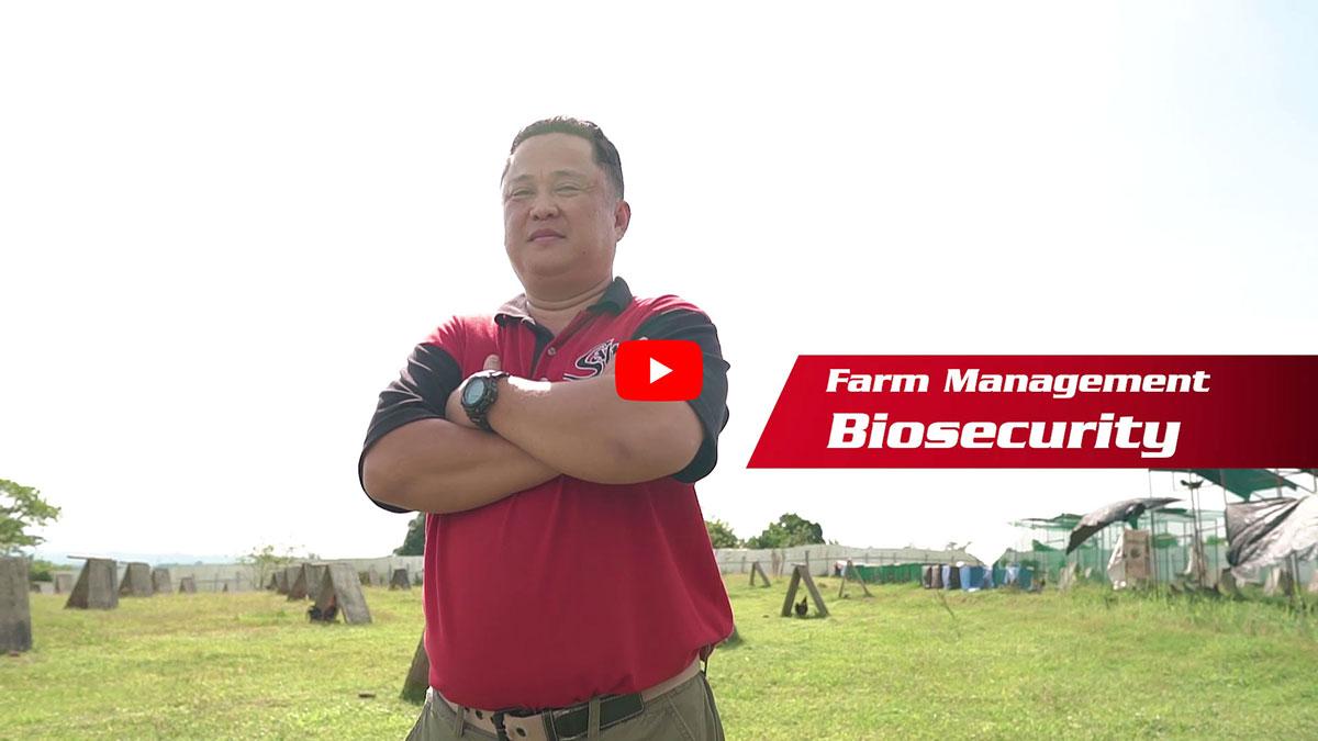 Farm Management Biosecurity